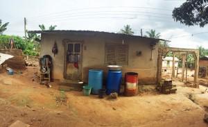 Desmond Dadzi's House
