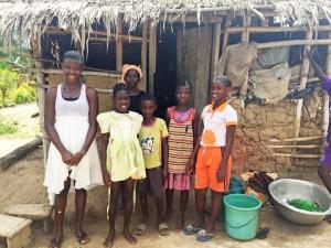 Perpetual Ankomah's Family