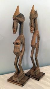 Auc15-SenufoSculptures