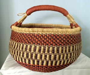 Auc36-LargeBasket(orangebrown)